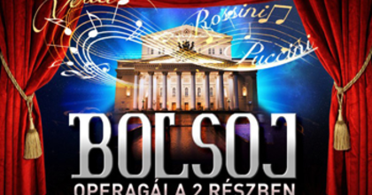 Orosz operaénekesek gálaműsora Budapesten