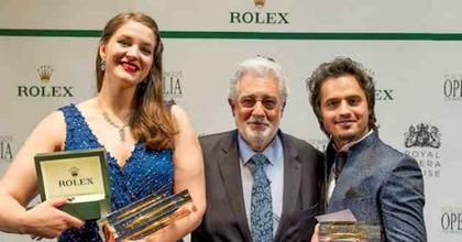 Norvég és román énekes győzött Domingo Operalia dalversenyén
