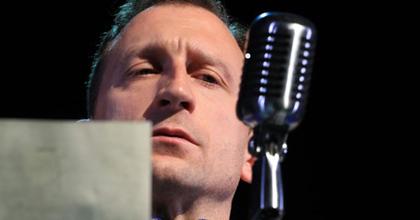 A király beszéde - Az Oscar-díjas film adaptációja Kaposváron