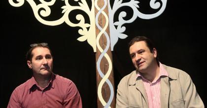 Karácsonyi misztériumjátékot mutat be a Griff Bábszínház