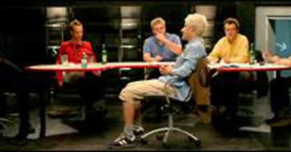 Gang - nyilvános TV felvétel a Merlin Színházban