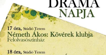 A Magyar Dráma Napja Temesváron