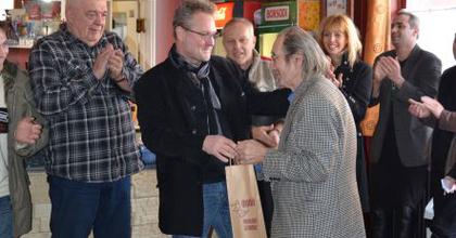 Szilágyi István 75 éves