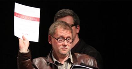 Vörös István nyerte a XIX. Magyar Drámaíró Versenyt
