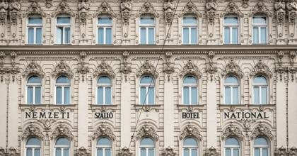 A Hotel Nemzeti is látogatható lesz a Budapest100-on