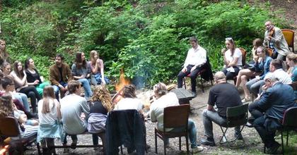 Színház az erdőben - Rendhagyó előadás Sopronban
