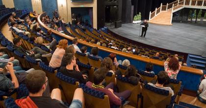 Befejeződött a Nemzeti nagyszínpadi nézőterének átalakítása