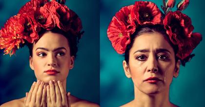 "Frida - ""Merj élni, meghalni bárki tud"""