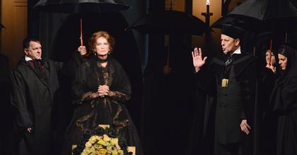 A kőszívű ember fiai - Major Tamás hangja is megszólal az Újszínházban