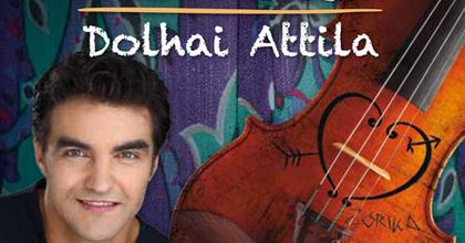 Dedikál és koncertezik Dolhai Attila
