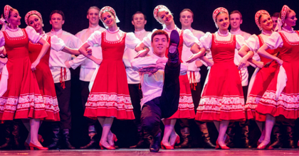 Csaknem tízezren látták a Mojszejev Balett műsorát Magyarországon