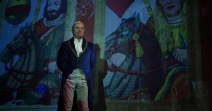 Ajnácska – Zenés ősbemutatót tartottak Kaposváron