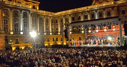 Ismét megrendezik a Budavári Palotakoncertet