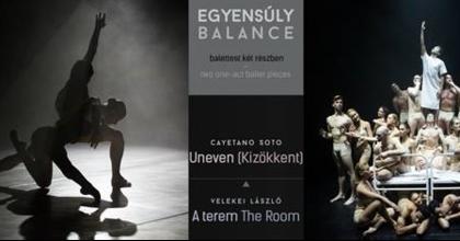 Egyensúly - Két egyfelvonásost mutat be a Győri Balett