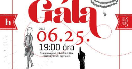 Ünnepi gálaműsorral zárja az évadot a Harag György Társulat