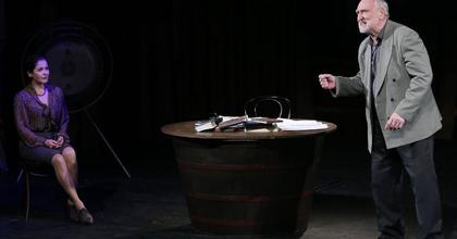 """""""A színészetre egy életet kell feltenni"""" - Blaskó Péter válaszolt"""