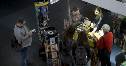 Könyvfesztivál - A tavalyi látogatórekordot is felülmúlta az idei rendezvény