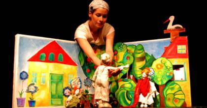 Zsiga föstő fest - Gyerekelőadások a Pinceszínházban