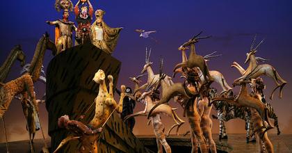 Játékfilm készül az Oroszlánkirályból