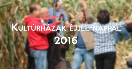 A művelődési házak a leglátogatottabb kulturális terek Magyarországon