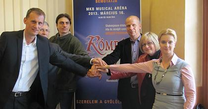 Két Presgurvic musical Sopronban