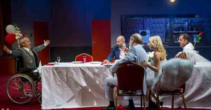 Svédországi meghívást kapott a szombathelyi Hamlet