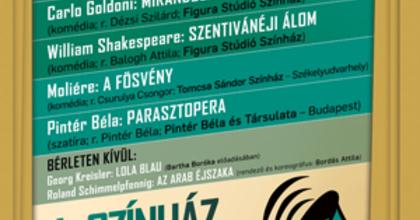Bérletet hirdet a Figura Stúdió Színház