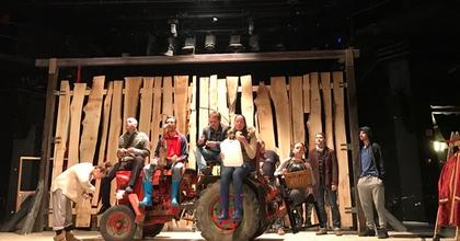 Háy János bemutatóra készül a dunaújvárosi Bartók Kamaraszínház