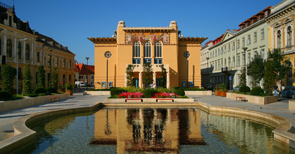A Barlangszínház újranyitására készül a soproni színház
