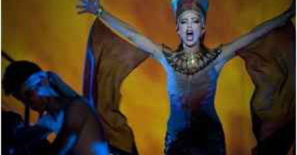 Szegeden az Aida