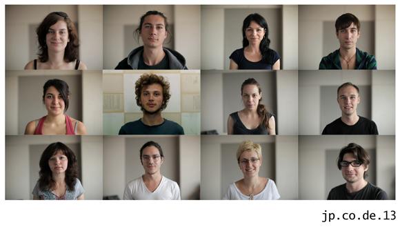 Jp.co.de önkéntesei, PQ 2011, Krétakör fotó: Krétakör