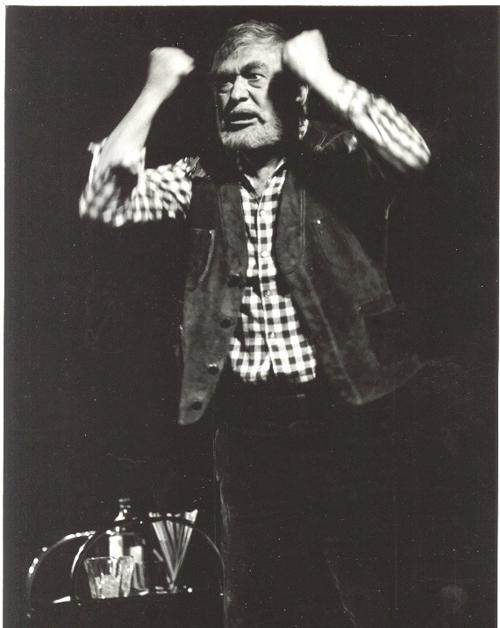 Bessenyei Ferenc, A vadász halála, 1978