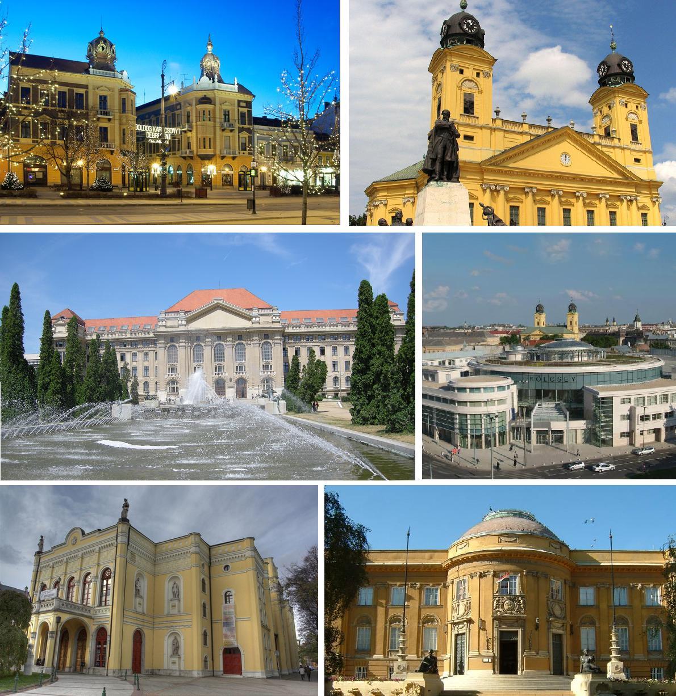 Debrecen_montage
