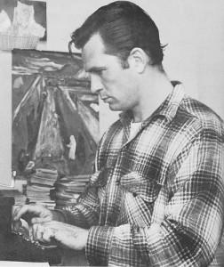 Jack-Kerouac-irogepnel