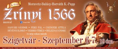 zrinyi 1566