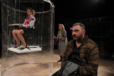 Liszi Melinda Kara Tünde és Katkó Ferenc
