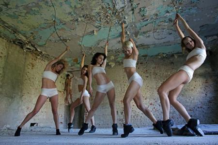 miskolci balett lanyok foto EderVera