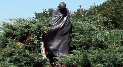 radnoti-szobor