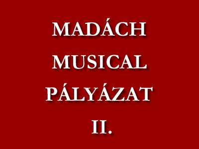 musical palyazat