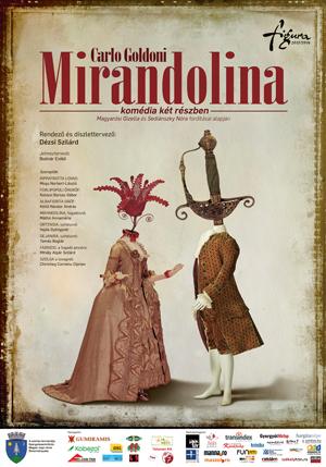 Mirandolina plakát