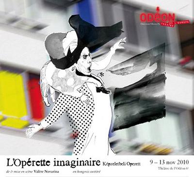 operett odeon plakat