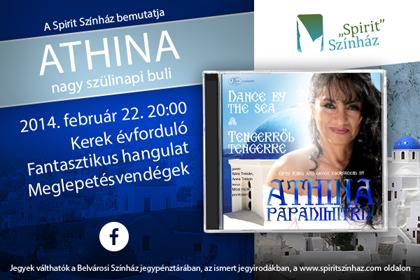 Athina ajánló