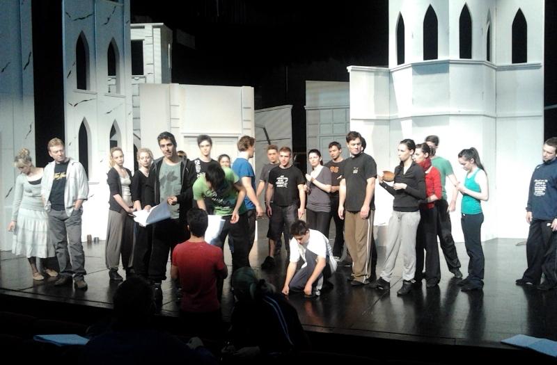 Koldus és királyfi vörösmarty színház1