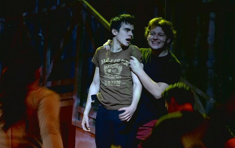 Koldus és királyfi vörösmarty színház5