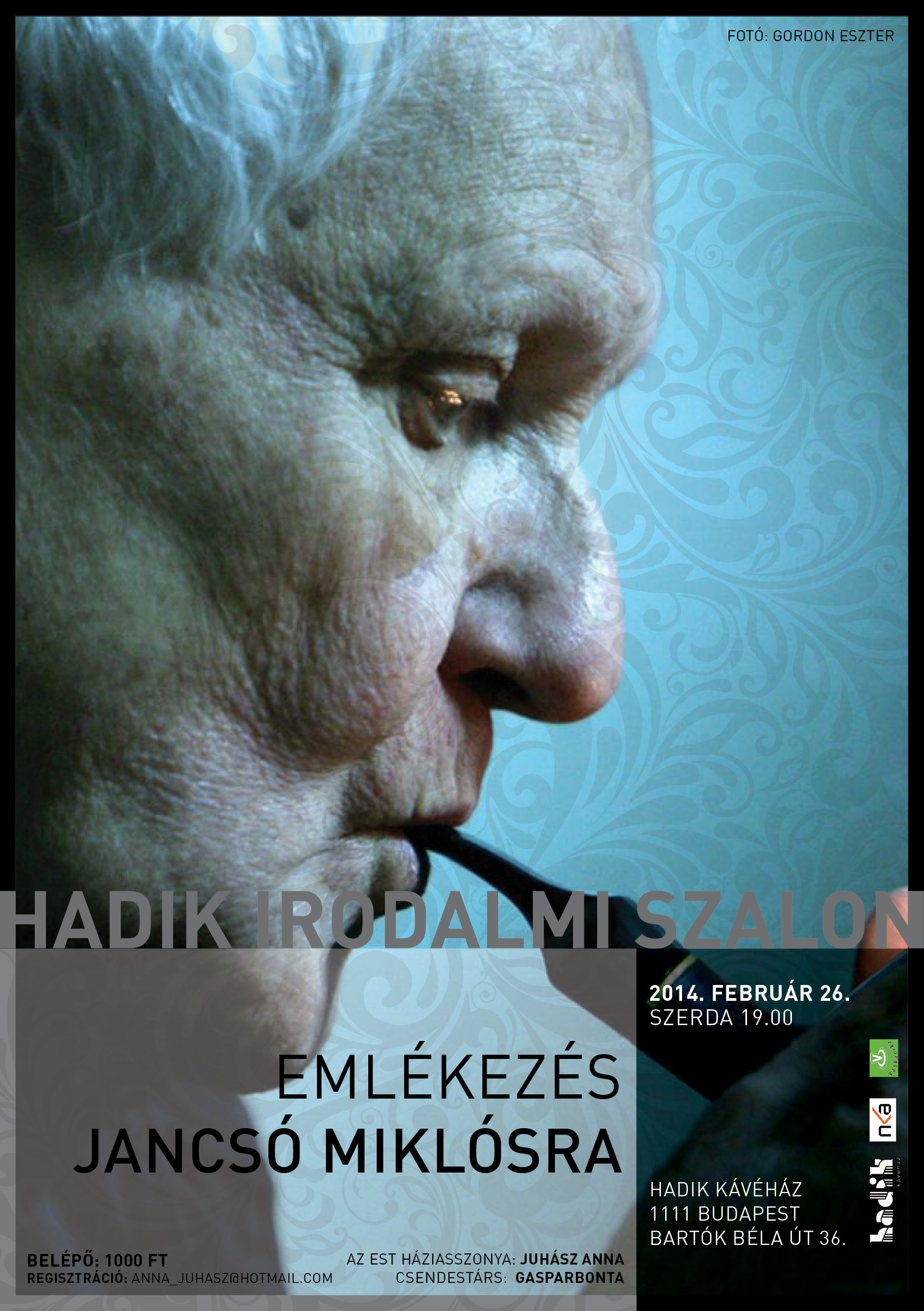 Jancso Miklos flyer HISZ