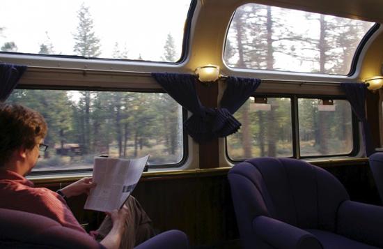 Amtraks Residency