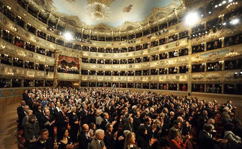 fenice - opera venezia