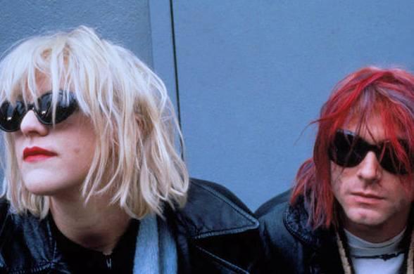 cobain and curtney