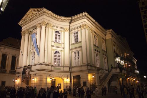 estates theatre praha