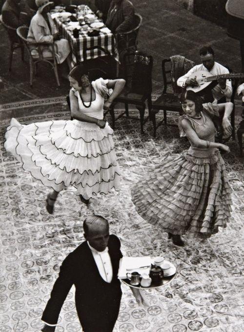 Pal Funk Angelo - Dancers Seville Spain 1930
